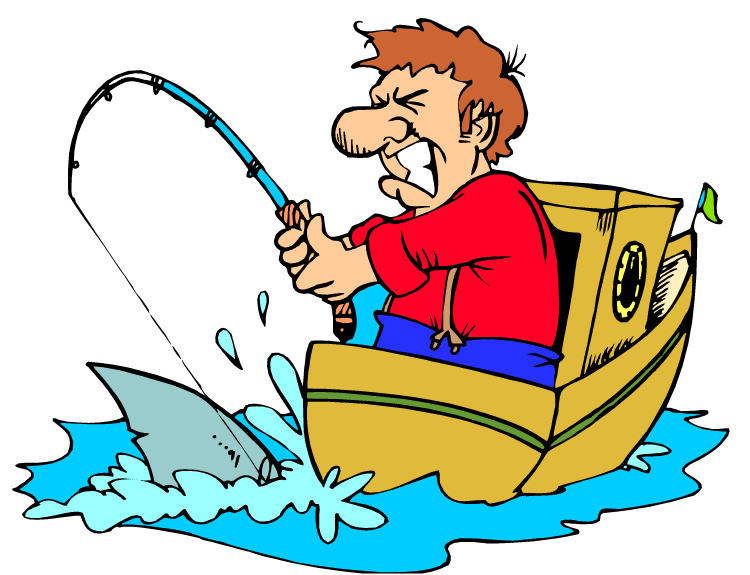 clipart fishing free - photo #41